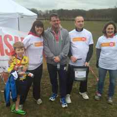 Runners turn out for a successful Sport Relief 2016