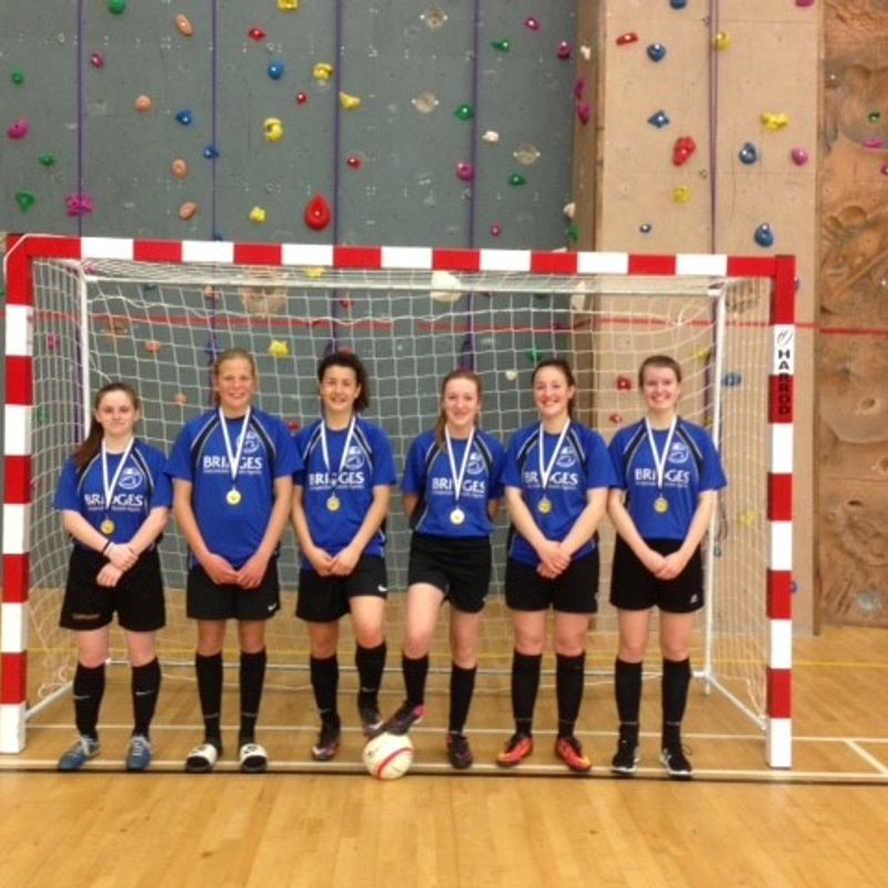 U16 Swans - Futsal Champions!