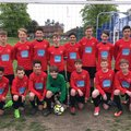 U15 Royals beat Southcote Colts FC 2 - 7