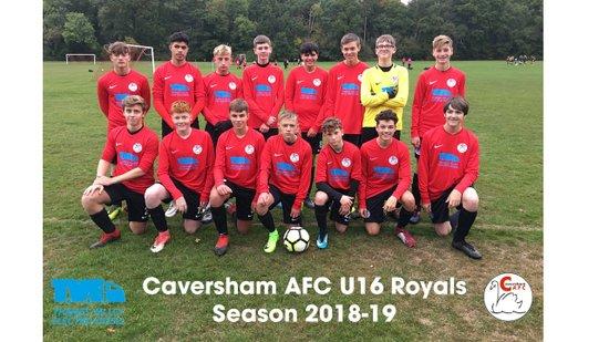 U16 Caversham AFC Royals