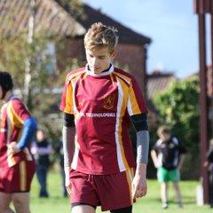 U16's V Billingham 9/10/16
