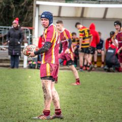 U16's V Bradford & Bingley 11/12/16