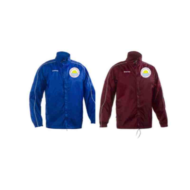 KPFC Senior Training Rain Jacket