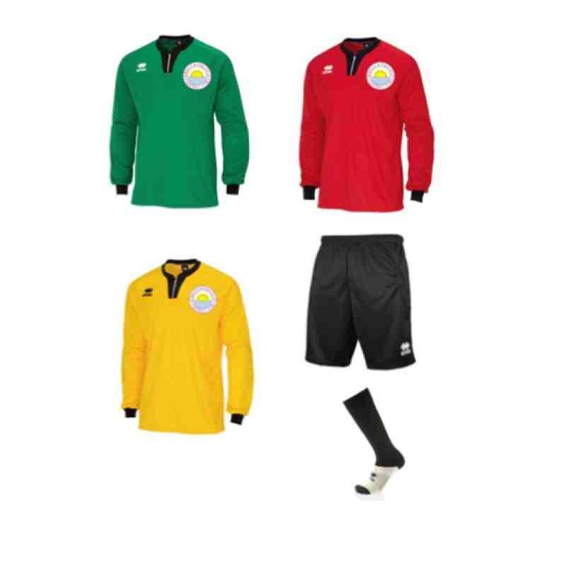 KPFC Senior Goalkeeper Kit 2013/14