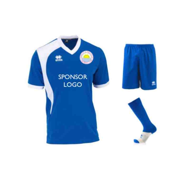 KPFC Senior Home Kit 2013/14