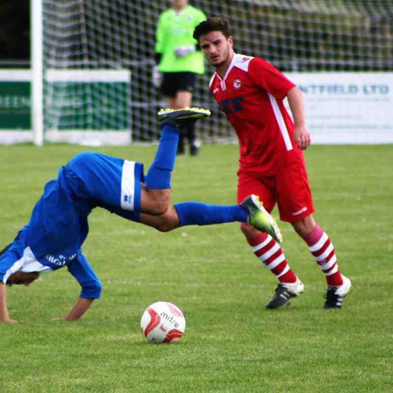 KPFC v Haverhill Rovers