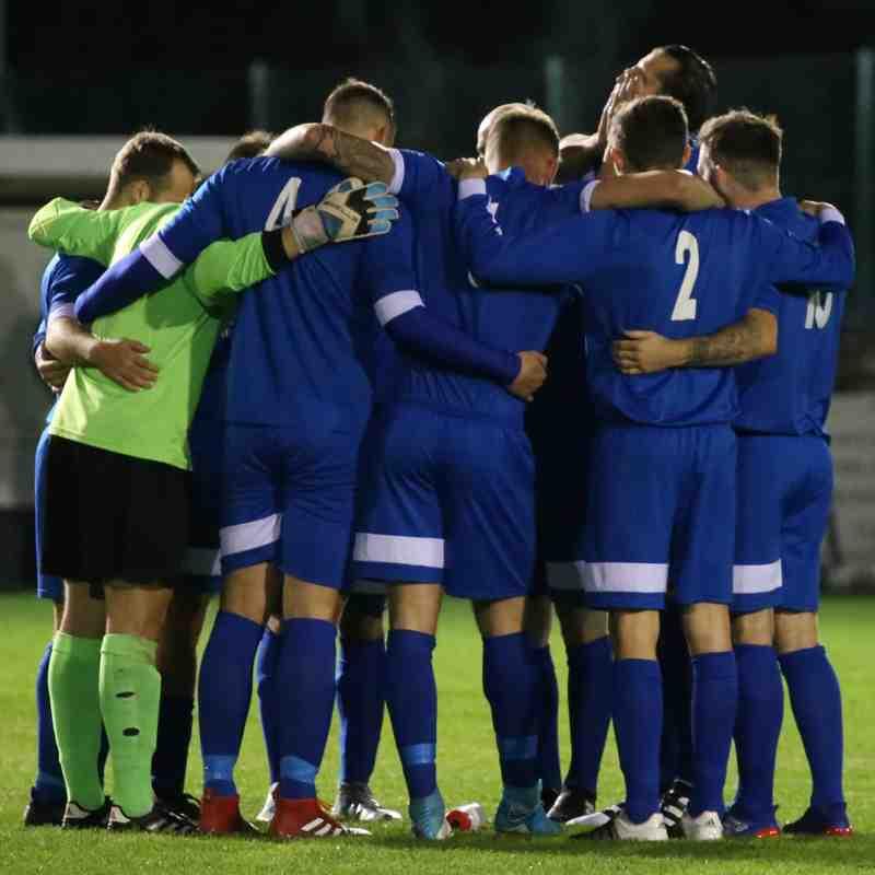 KPFC 1 Felixstowe & Walton United 4