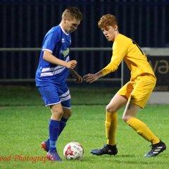 KPFC 's u18's v Waveney FC u18's