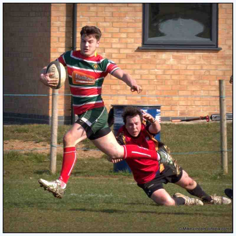 Lincoln 1st XV 73 Vs Ashfield  10