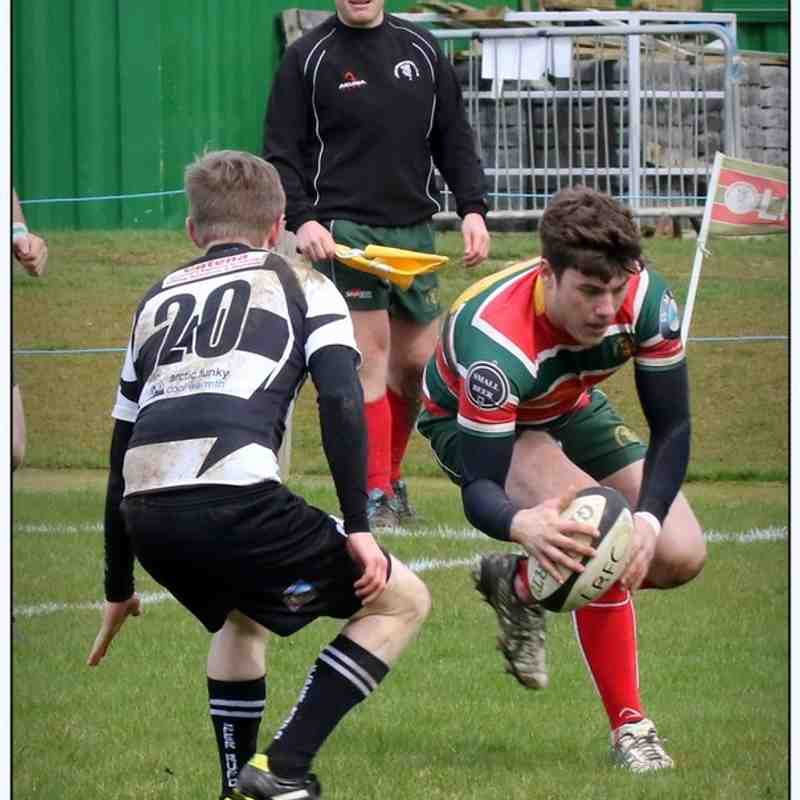 Lincoln 1st XV 78 Vs Belper 19