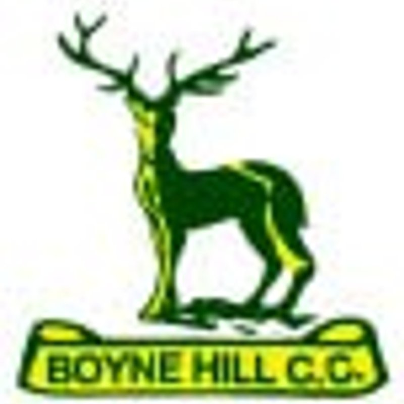 League semi-final draw pairs Kites & Boyne Hill again!