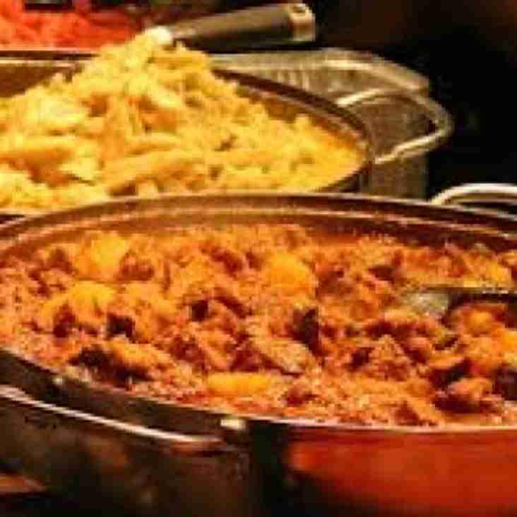 Kings Curry Night