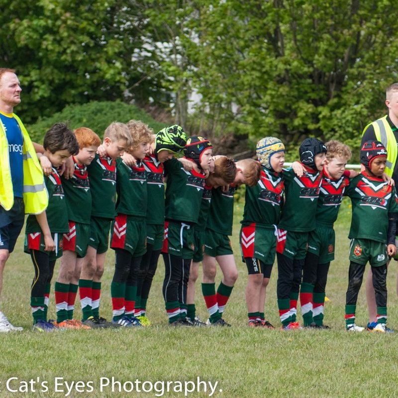 West Bowling U9s vs Dearne Valley Bulldogs