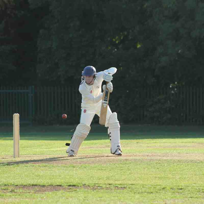 WPCC 3Xi v Woking Aug 2015