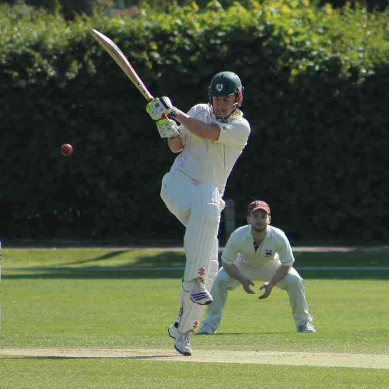 Epsom v Worcester Park 2nd XI May 2018