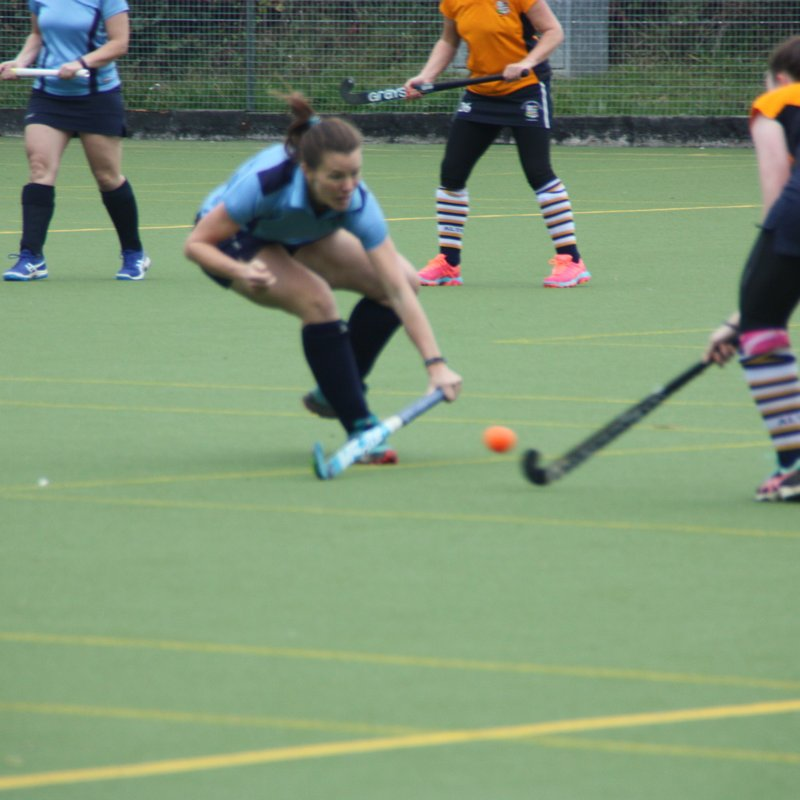 2nd XI Ladies  lose to Haslemere 0 - 5
