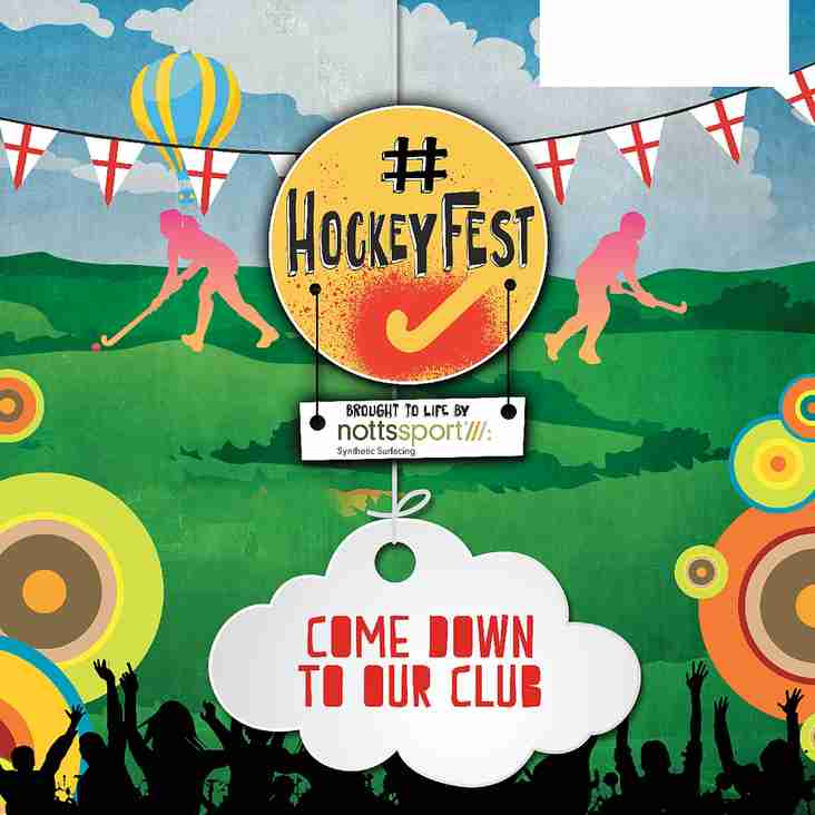 """Season 2019/20  """"Pushes Back"""" with HockeyFest on 31st August"""