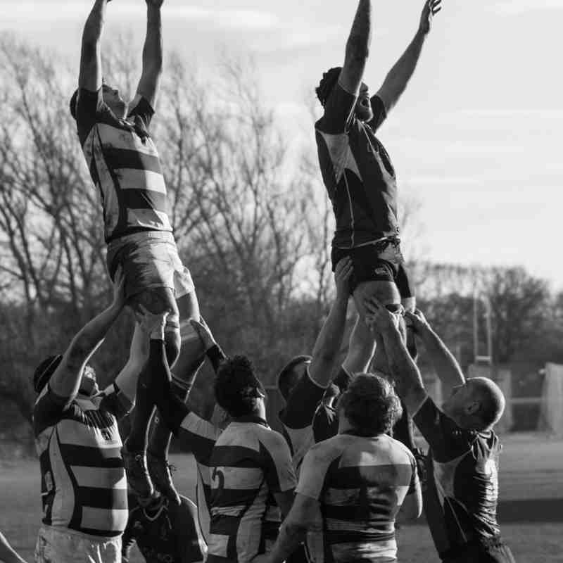 Ponteland 1st XV v North Shields 17/01/2015