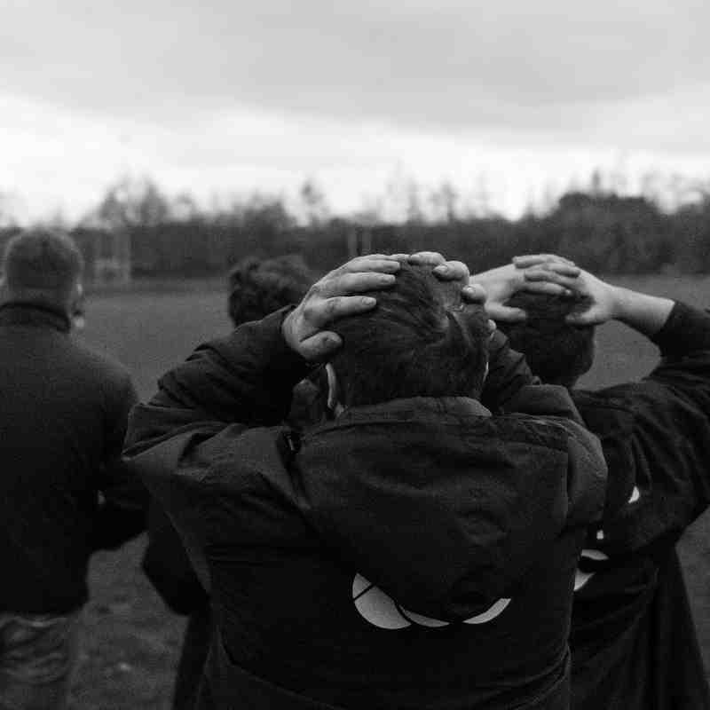 Ponteland 1st XV v Horden RFC 19/12/2015