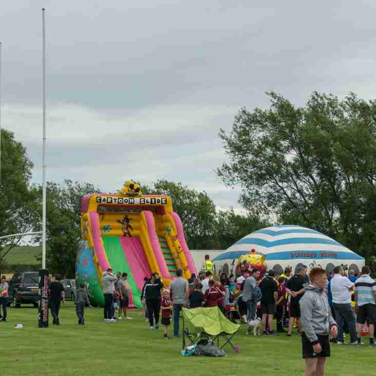 Rugby Club Fun Day on Sunday 23rd July