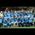 Under 14s 2016  beat Fryston Warriors  18 - 36