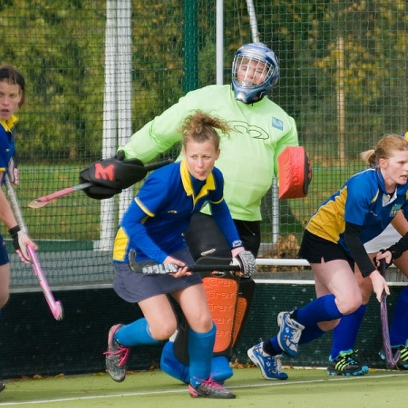 Ladies 2s get another point from top of the league!