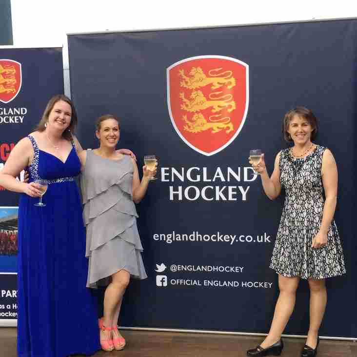 Sonning Ladies 5s just miss out at the England Hockey Awards