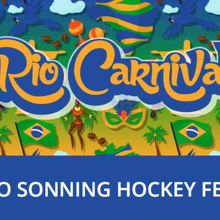 Sonning Festival 2016 - RIO Carnival theme
