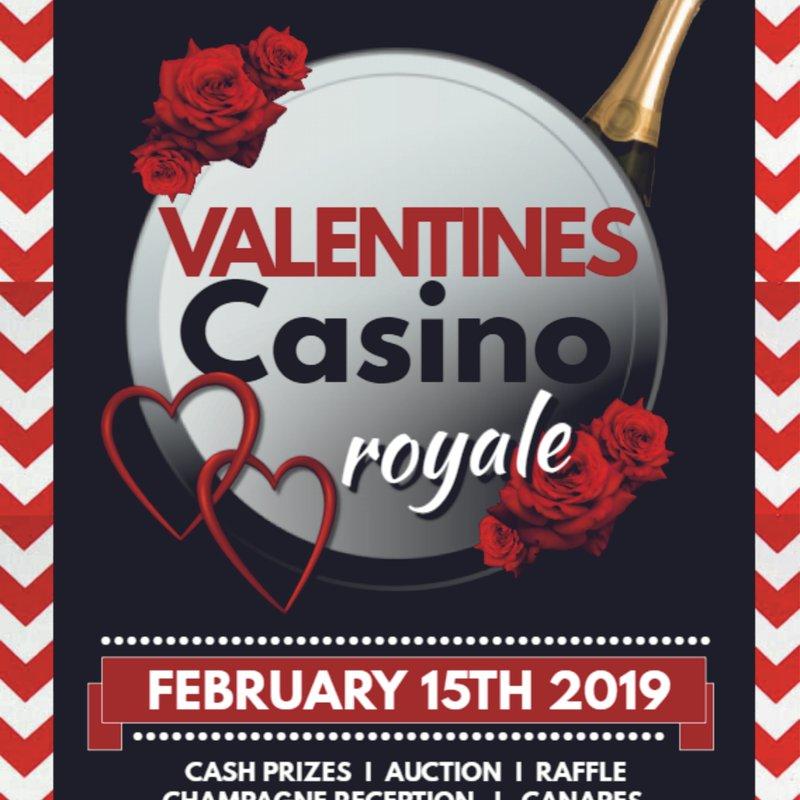 Formby Cricket Club - Valentines casino royale  - Feb 15th