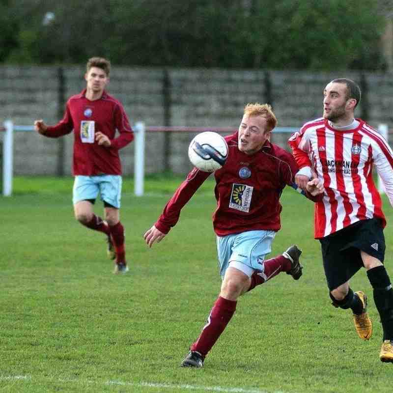 First Team v Whitchurch - 10th January 2015