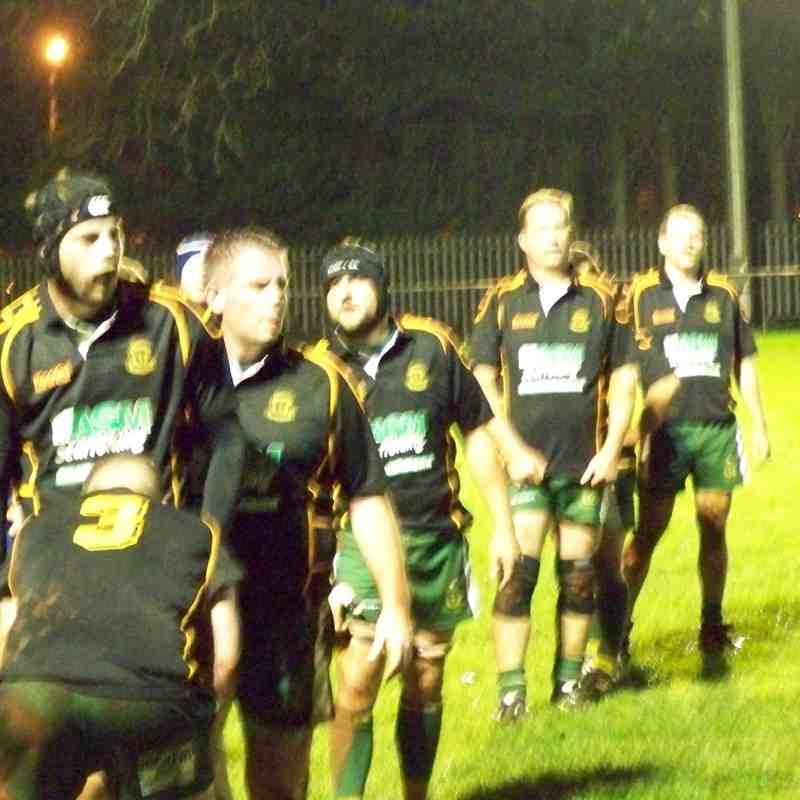 1st XV Vs Old Elizabethans CUP 11.11.2014