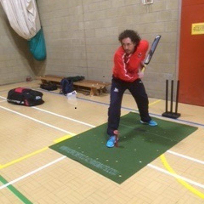 Indoor training for under 10s begin