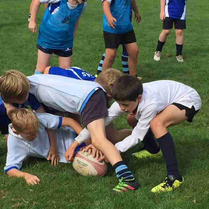 Winnington Park Rugby Club Skills Academy