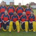 Instonians 155/6 - 148/7 Armagh Cricket Club