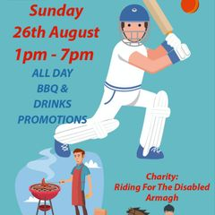 Sixes Tournament on The Mall on Sunday 26th August