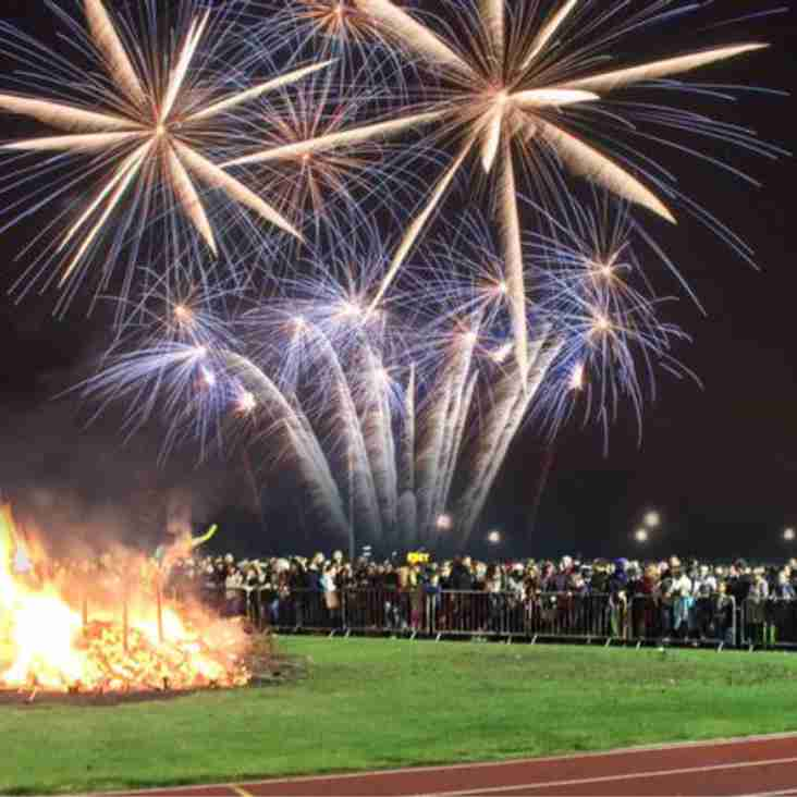 The World Famous Abbey Fireworks Party