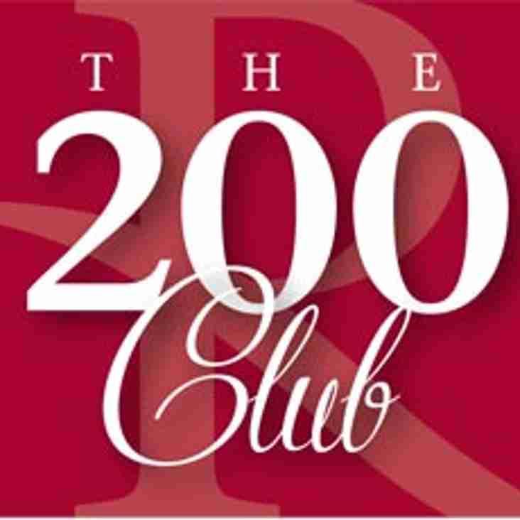 Abbey RFC 200 Club
