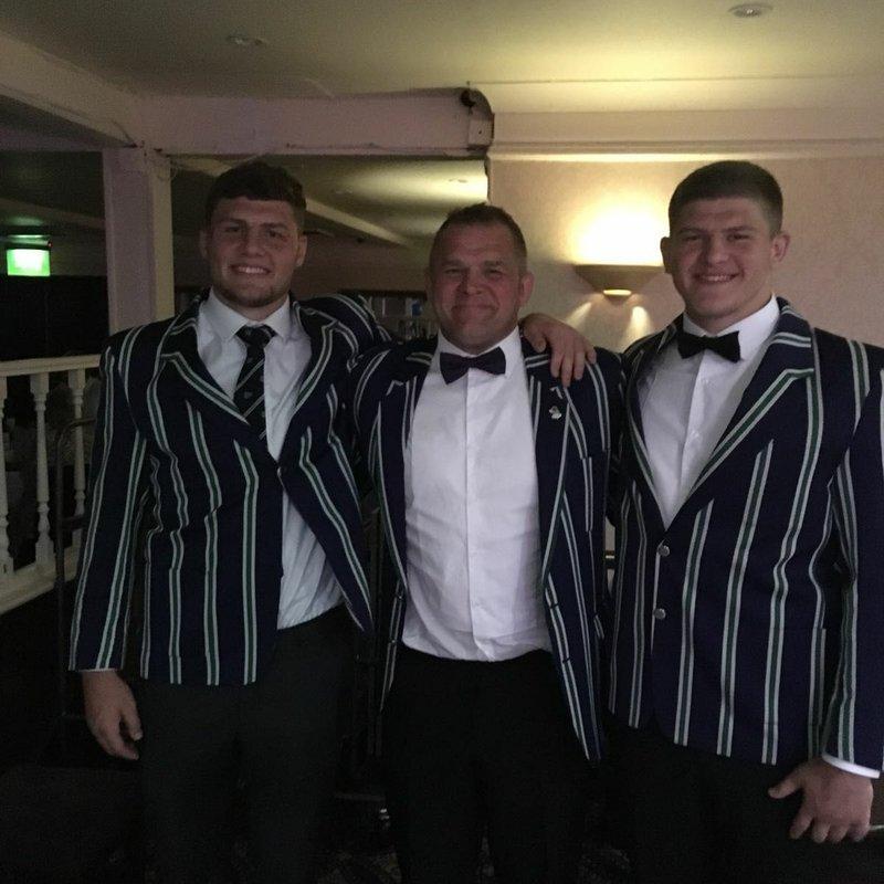 International honours for 3 ex Abbey boys