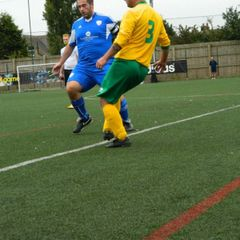 SAFC vs Leigh United 22.09.13