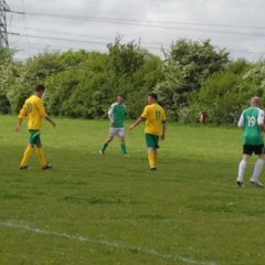 Southchurch AFC vs Grasshoppers 27.04.14