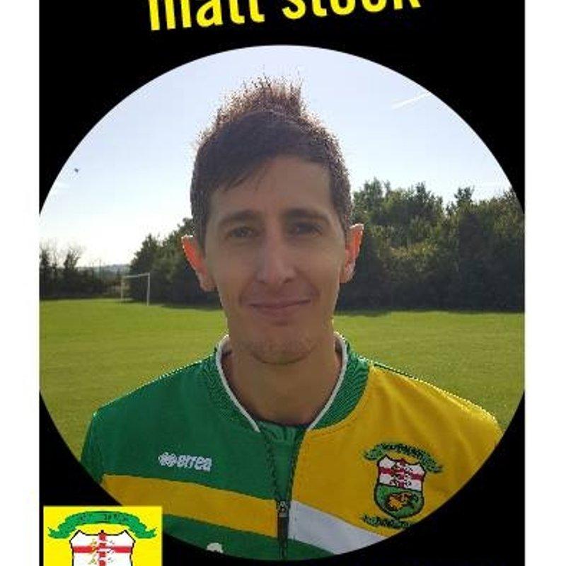 Player Interview - Matt Stock