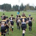 U13 Boys beat Calgary Rams RFC 42 - 14