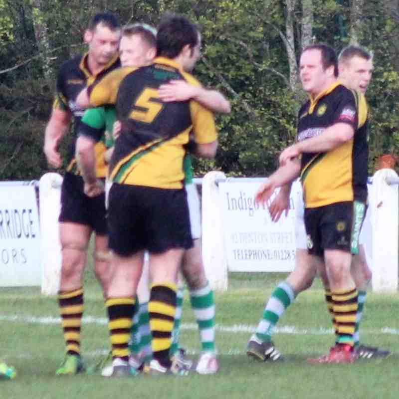 Cumbria Cup Final 2014 Wigton v St Benadicts a match made in Moresby