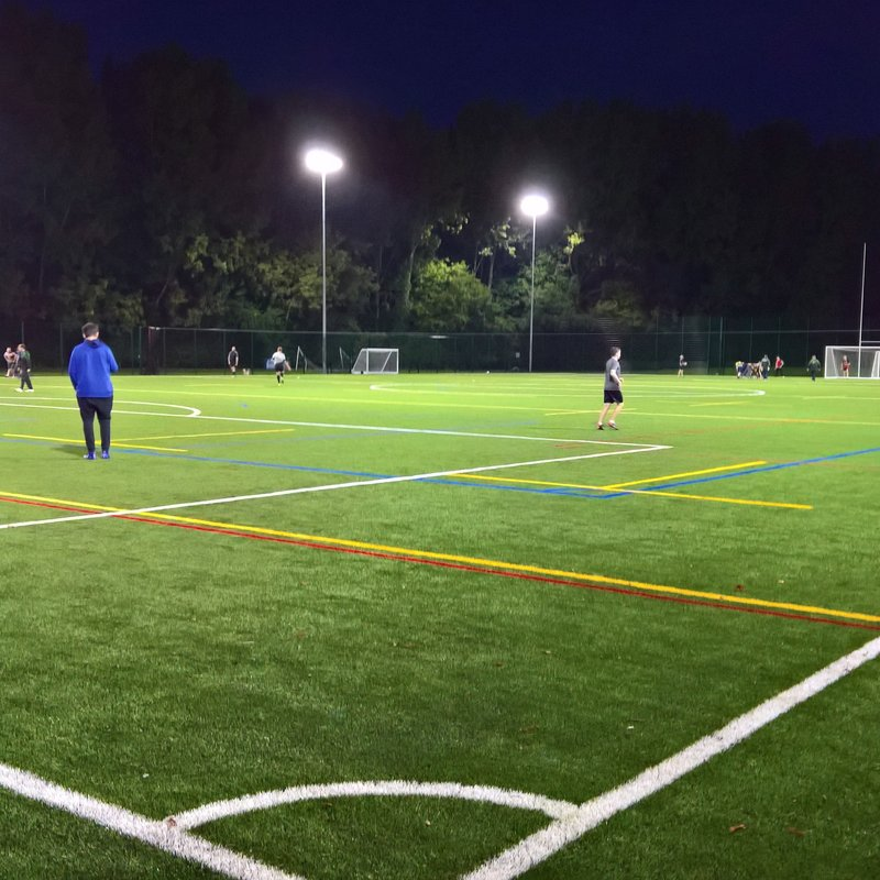 Use of brand new 3G Pitch  for CVRFC