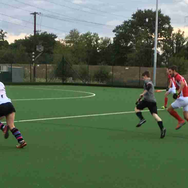 Match Report: 20th Oct Mens 2nd XI
