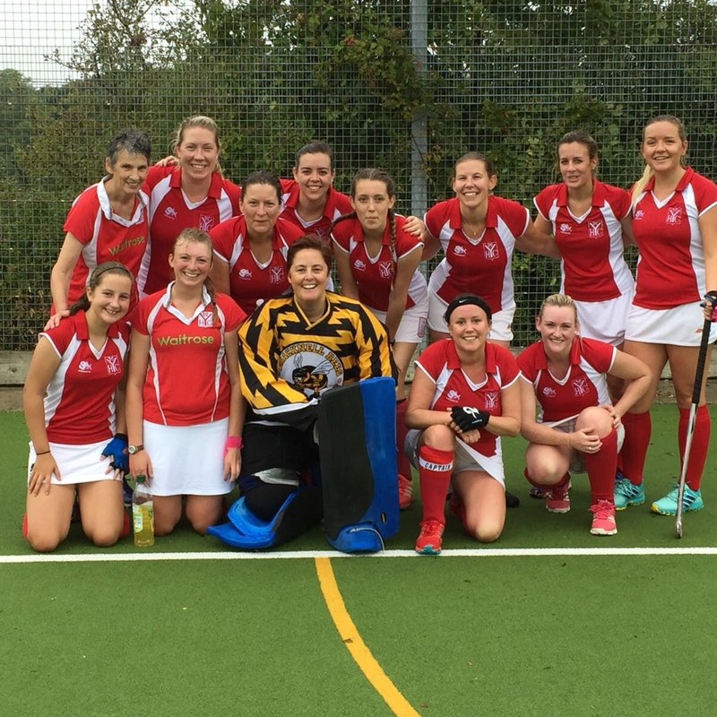 Match Report: 22nd Sept Ladies 2nd XI