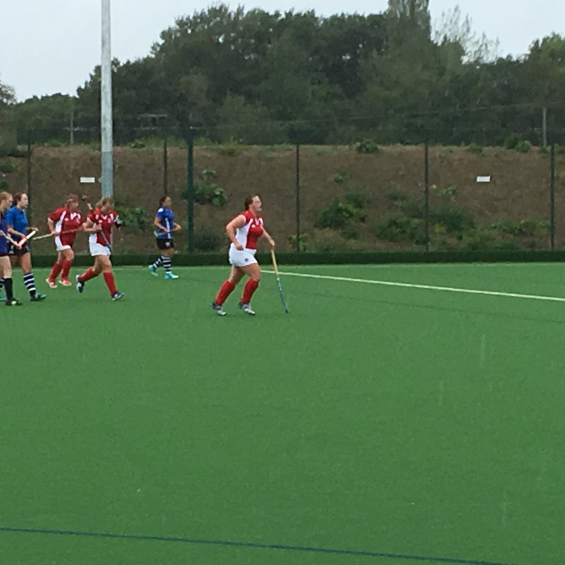 Match Report: 22nd Sept Ladies 3rd XI
