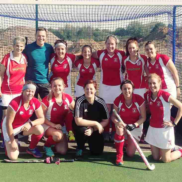 Match Report: 29th Sept Ladies 2s