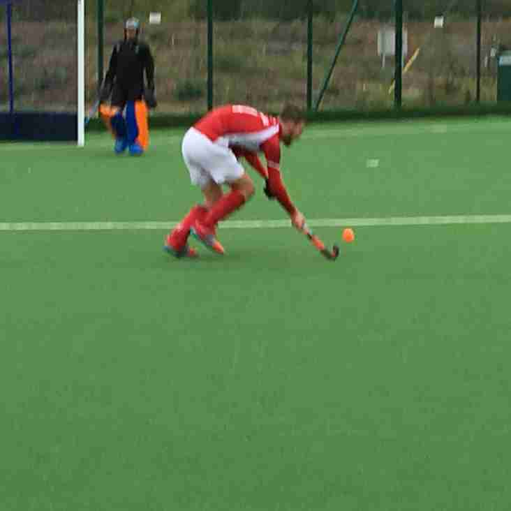 Match Report: 10th Nov Mens 1st XI