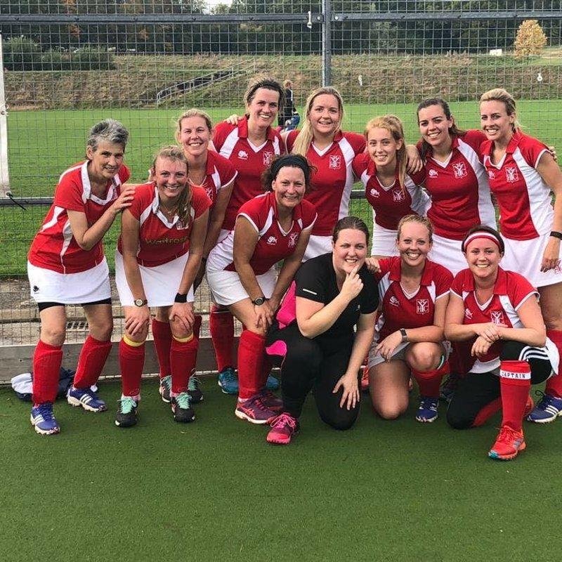 Match Report: 13th Oct Ladies 2s